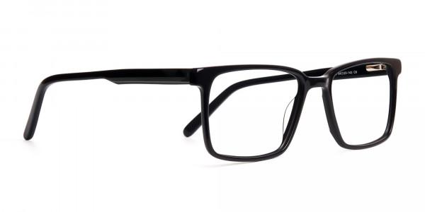Black-Dark-Purple-Rectangular-Glasses-frames-2