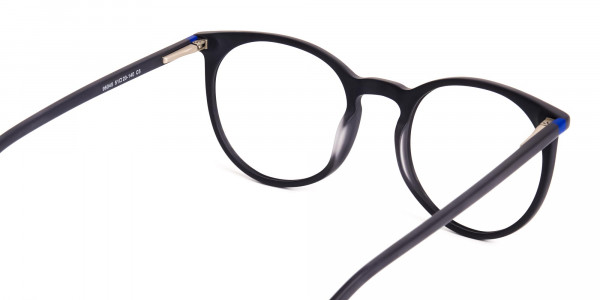 matte-black-indigo-blue-designer-round-glasses-frames-5