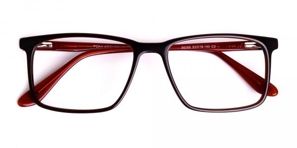 designer-dark-brown-full-rim-rectangular-glasses-frames-6