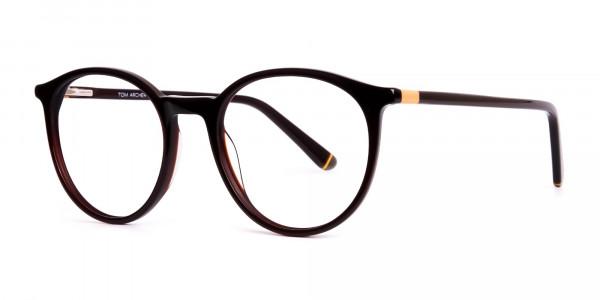 brown-round-full-rim-glasses-frames-3