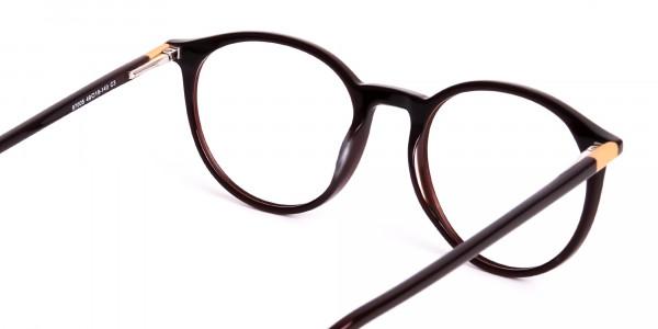 brown-round-full-rim-glasses-frames-5