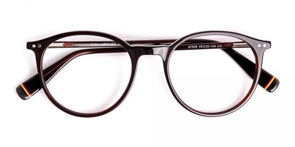 dark-brown-round-full rim-glasses-frames-6