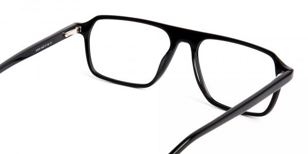 Dark-Black-Rectangular-Full-Rim-Glasses-frames-5