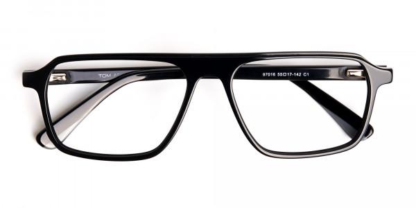 Dark-Black-Rectangular-Full-Rim-Glasses-frames-6