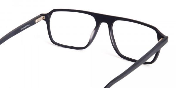 Matte-Grey-Rectangular-Full-Rim-Glasses-frames-5