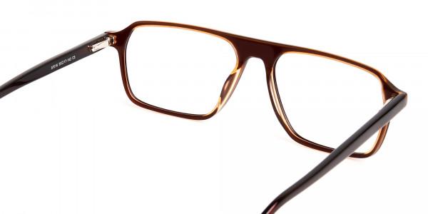 Brown-and-Black-Rectangular-Full-Rim-Glasses-frames-5
