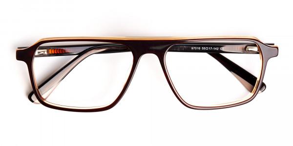 Brown-and-Black-Rectangular-Full-Rim-Glasses-frames-6