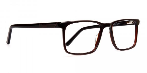 designer-dark-brown-rectangular-glasses-frames-2