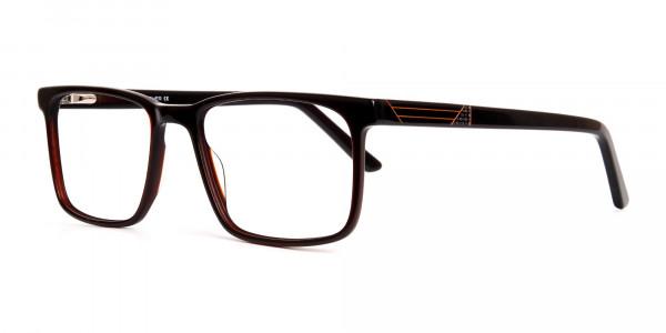 designer-dark-brown-rectangular-glasses-frames-3