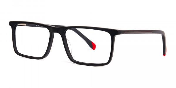 matte-grey-and-red-rectangular-glasses-frames-3
