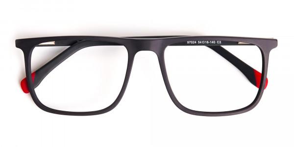 matte-grey-and-red-rectangular-glasses-frames-6