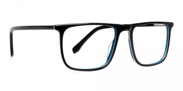 black-and-teal-full-rim-rectangular-glasses-frames-2