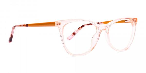 transparent-pink-brown-cat-eye-glasses-frames-2
