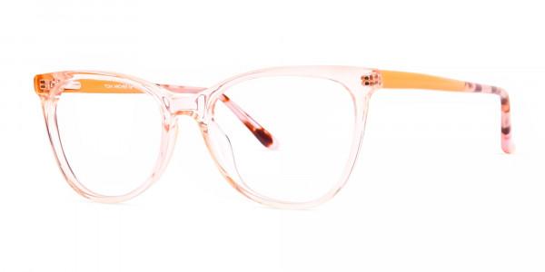 transparent-pink-brown-cat-eye-glasses-frames-3