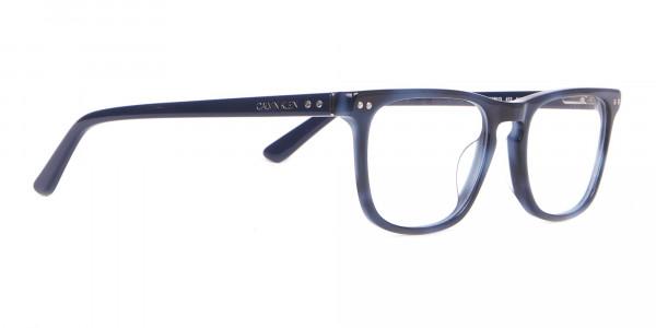 Calvin Klein CK18513 Rectangular Glasses in Tortoiseshell -2