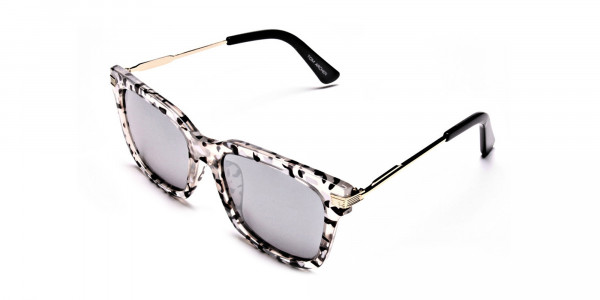 White Tiger Sunglasses -2