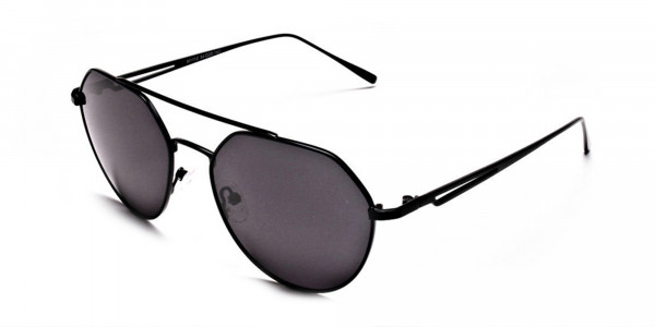 Cool Pair of Black Shades -2