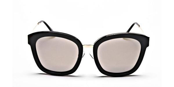 Sunglasses Black & Gold