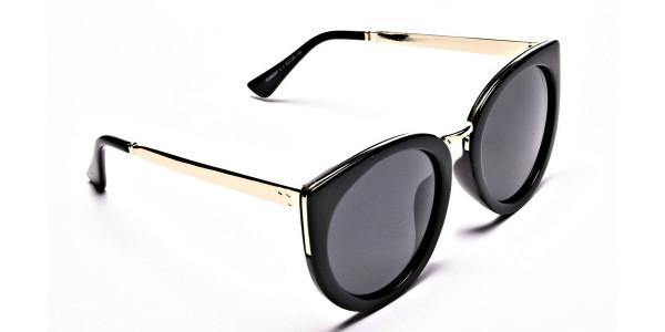Wild Look Cat Eye Sunglasses - 1