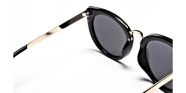 Wild Look Cat Eye Sunglasses - 4