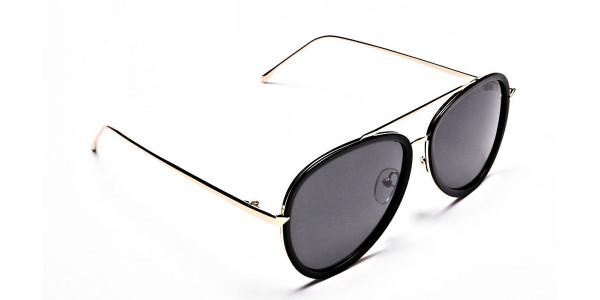 Ladies Aviator Sunglasses - 1
