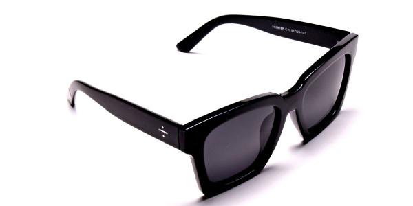 Black Bad Boy Sunglasses -1