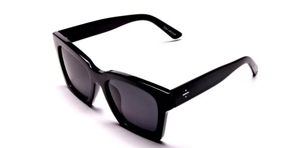 Black Bad Boy Sunglasses -2