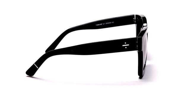 Black Bad Boy Sunglasses =3