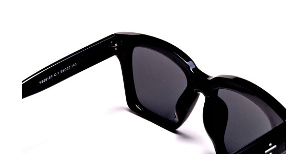 Black Bad Boy Sunglasses -4