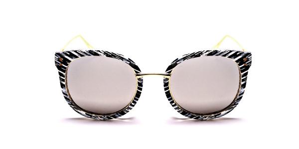 Striking Unique Design Sunglasses