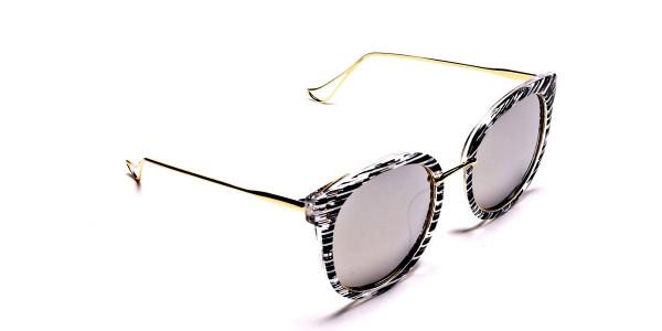 Striking Unique Design Sunglasses -1