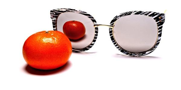 Striking Unique Design Sunglasses -5