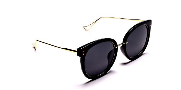 Dark & Chic Sunglasses -1