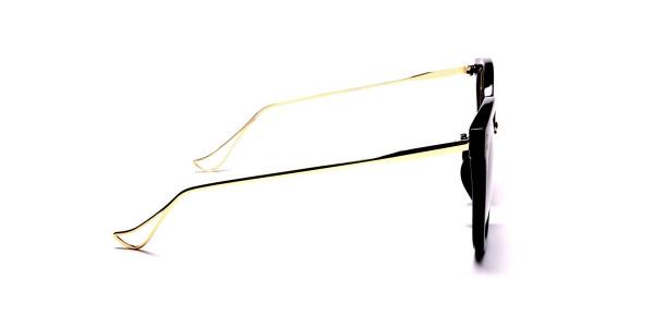 Dark & Chic Sunglasses -3