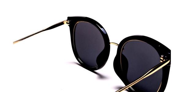 Dark & Chic Sunglasses -4