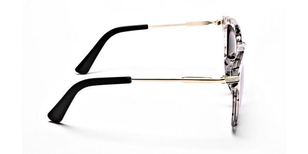 White Tiger Sunglasses -3