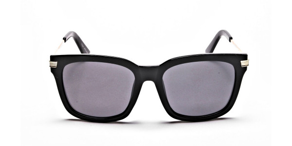 Define Black and Grey Sunglasses