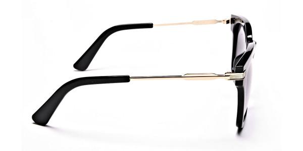 Define Black and Grey Sunglasses -3