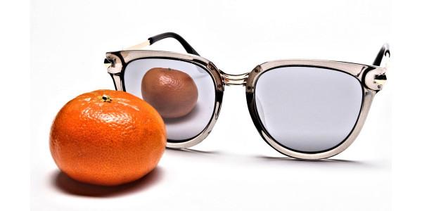 Show off Gold Sunglasses -4