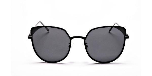 Dark Black Sunglasses