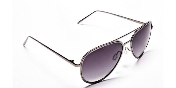 Grey Lens Sunglasses -1