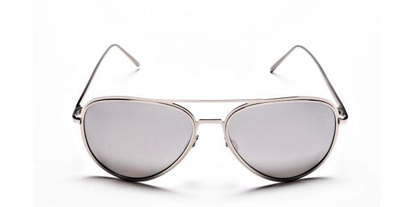 Elegant Silver & Grey