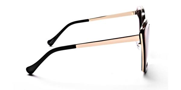 Grey Lenses Sunglasses