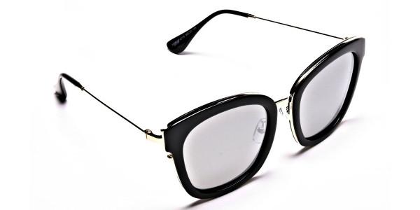 Black & Silver Sunny's -1