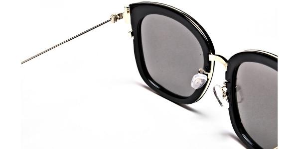 Black & Silver Sunny's -4
