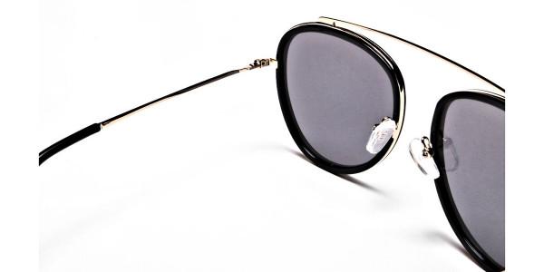 No Nose Bridge Sunglasses for Every Personality - 4