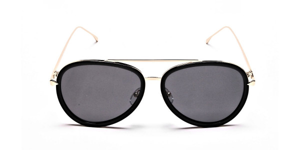 Ladies Aviator Sunglasses