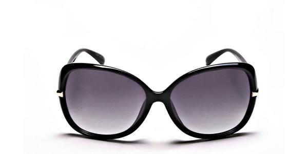 Sunglasses with Black & Grey Gradients