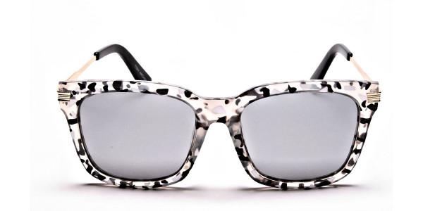 White Tiger Sunglasses