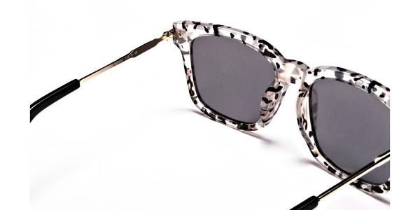 White Tiger Sunglasses -4